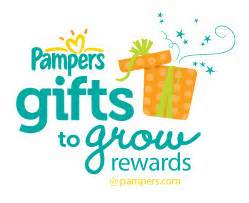 Pampers Rewards Logo